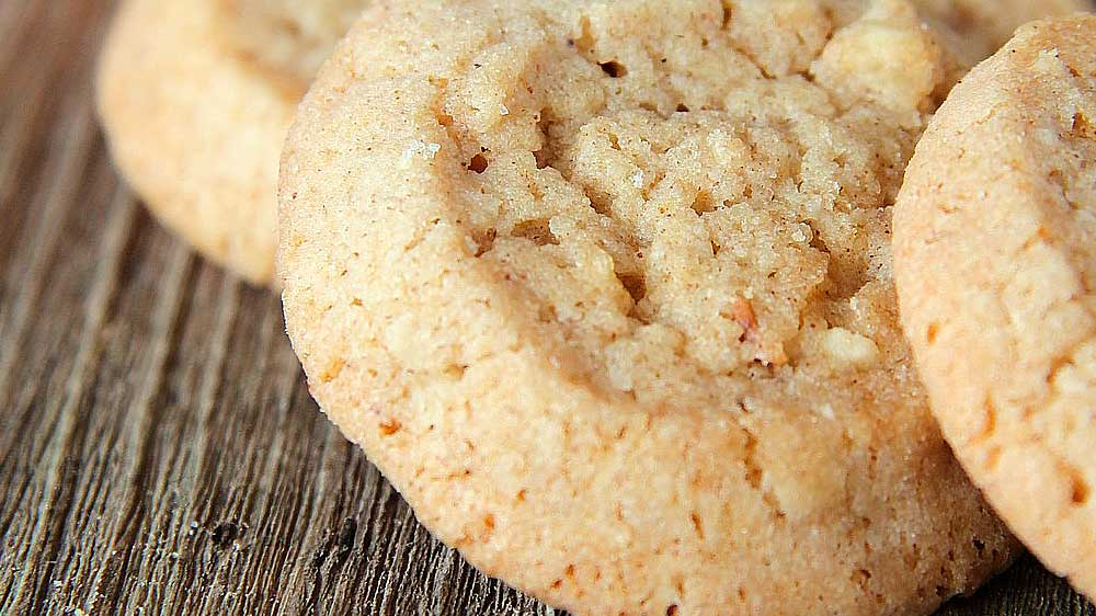 Receta galletas sabor limón