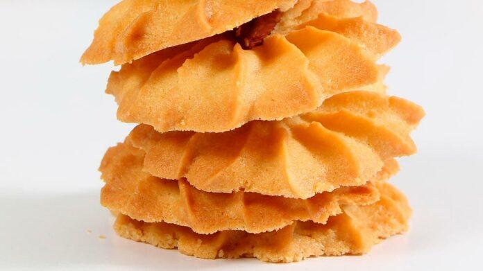 Rectas de galletas pastisetas
