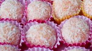 Recetas de trufas de galletas maria y leche condensada