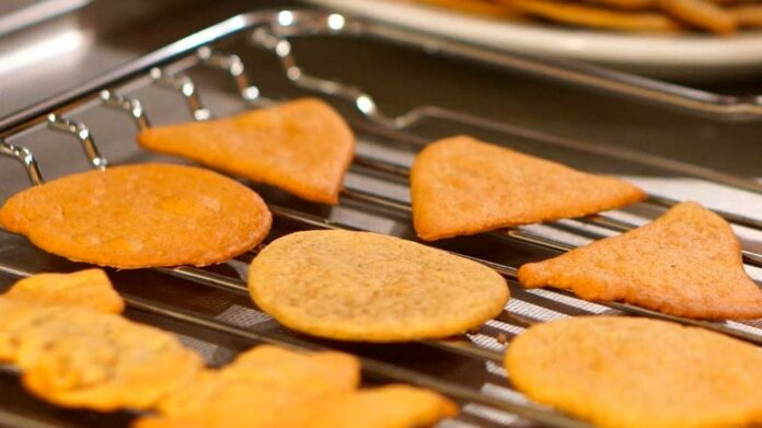 Receta de galletas caseras tipo napolitanas
