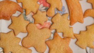 Receta de galletas de mantequilla fáciles