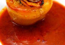 Receta de salsa de pimientos del piquillo