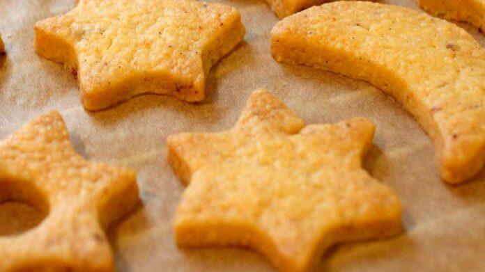 Receta de galletas tradicionales de nata