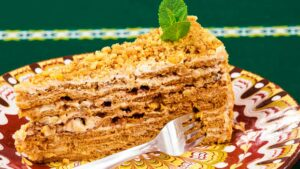 Receta de tarta portuguesa de galletas