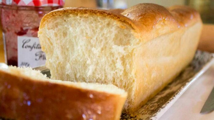 Receta de pan brioche casero