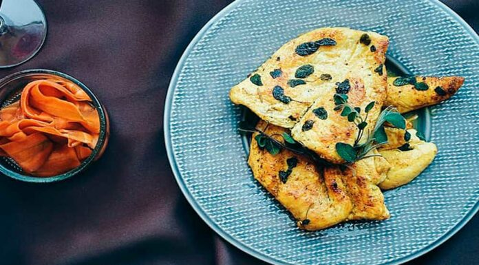 Receta de solomillo de pavo al horno rápido y casero o