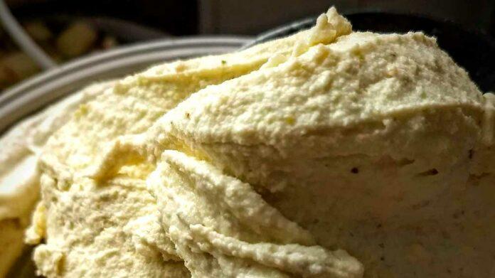 Receta de helado de plátano rápido y casero