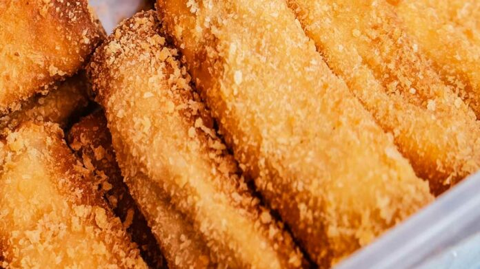 Receta de rollitos de jamón y queso