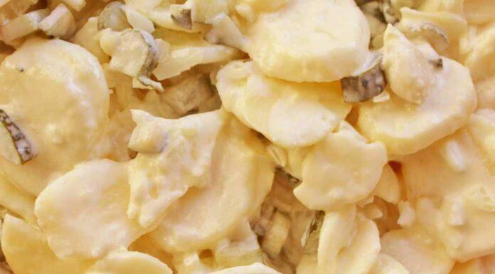 Receta de patatas mayordomo