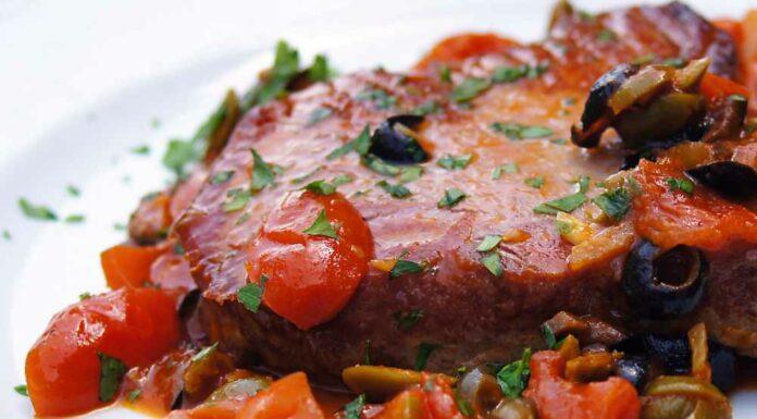 Receta de atún en salsa de tomate casera