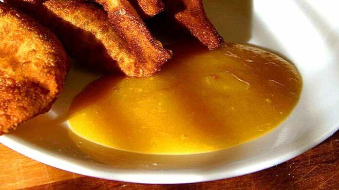 Receta de salsa de mango para carnes y pescados