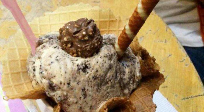 Receta de helado casero de oreo