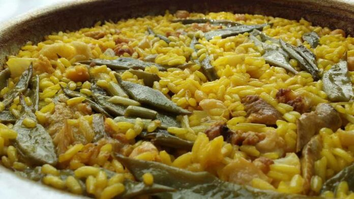 Receta de arroz con panceta