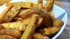 Receta de patatas deluxe
