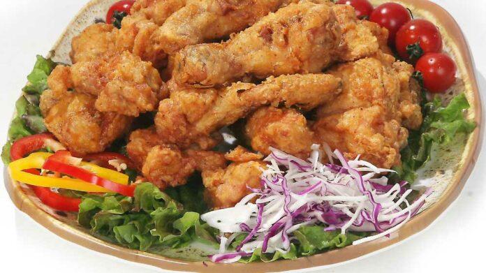 Receta de pollo cajun facil y casero