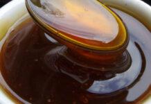 Receta de salsa de miel picante
