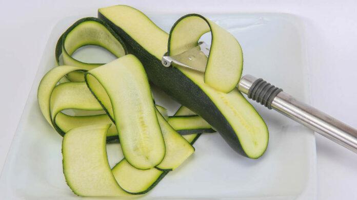 Receta de ensalada de calabacín al limón