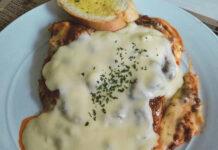Receta de salsa de queso manchego