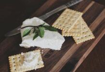 Receta de crackers o galletas saladas